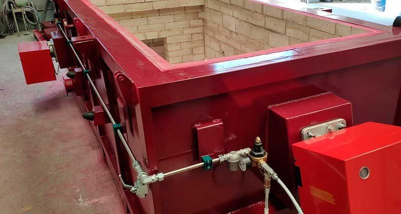 hornos crematorios industriales