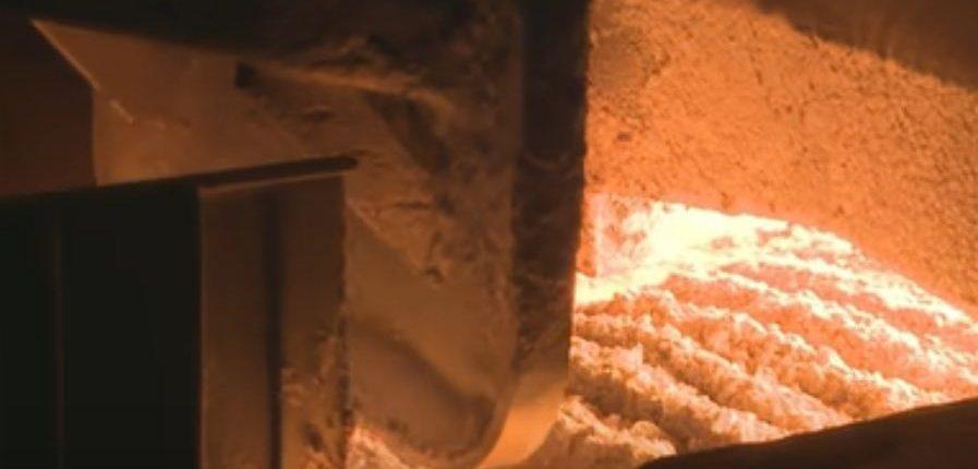 hornos de ceramica y vidrio industriales