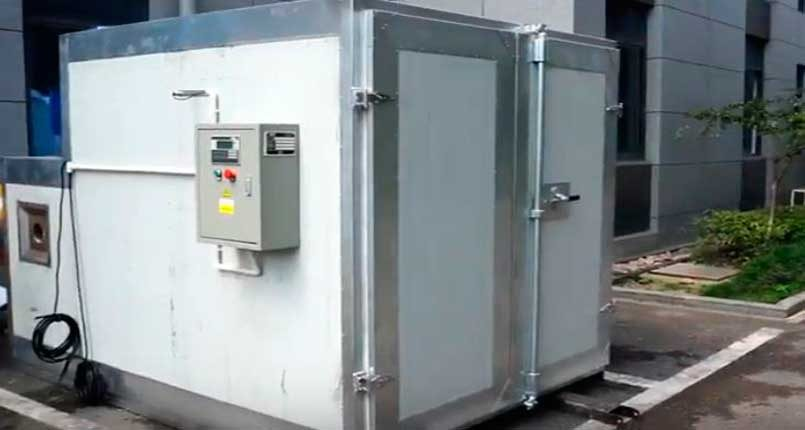 hornos a gas industriales