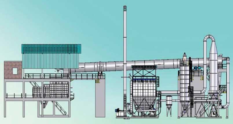 ingeniería termica sector papelero