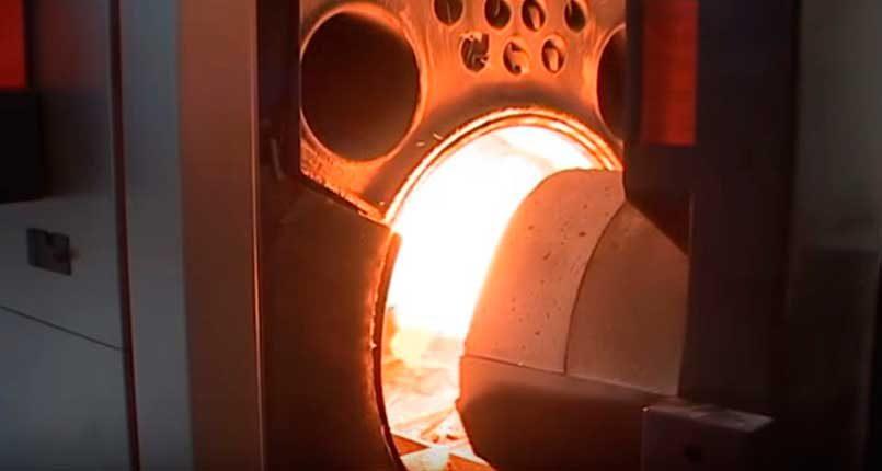 quemadores de pellets industriales